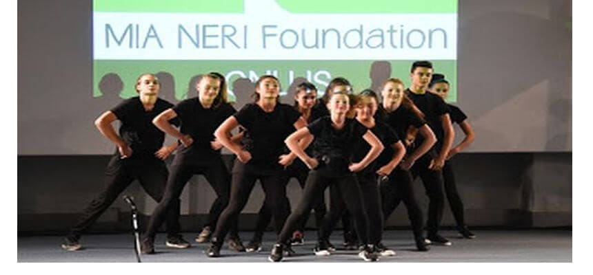 danza collabora evento mia neri